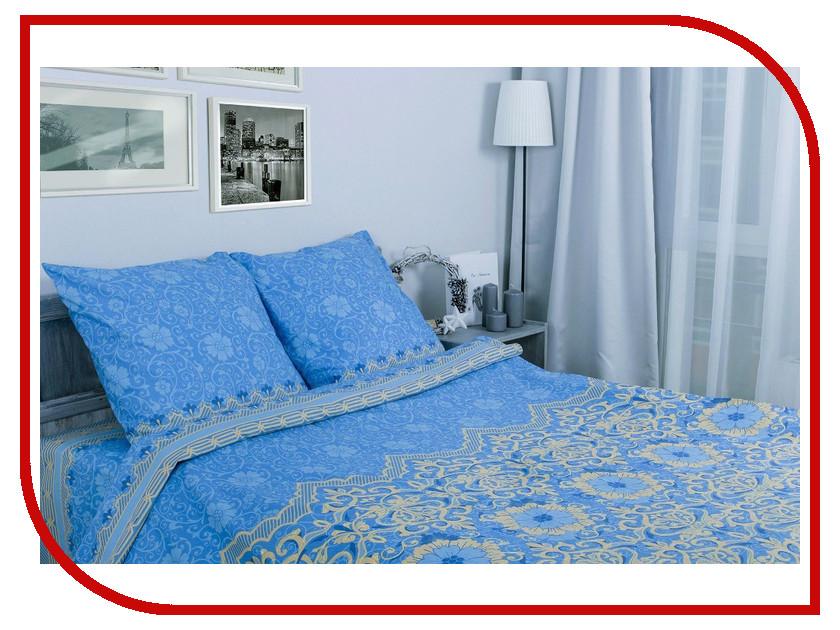 Постельное белье Этель Ажурная ночь вид 2 Комплект 2 спальный Поплин 1154340
