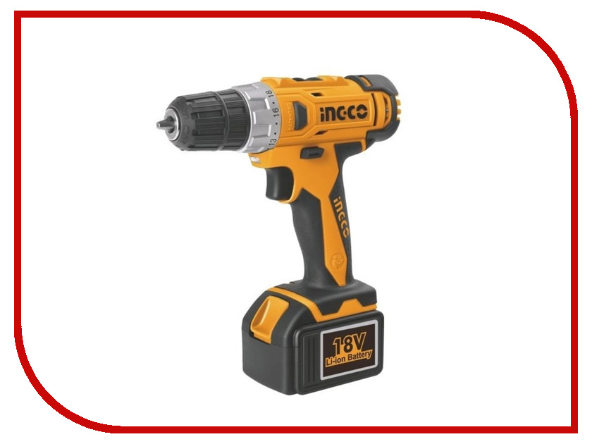 Электроинструмент Ingco CDLI228180 самый дешевый электроинструмент