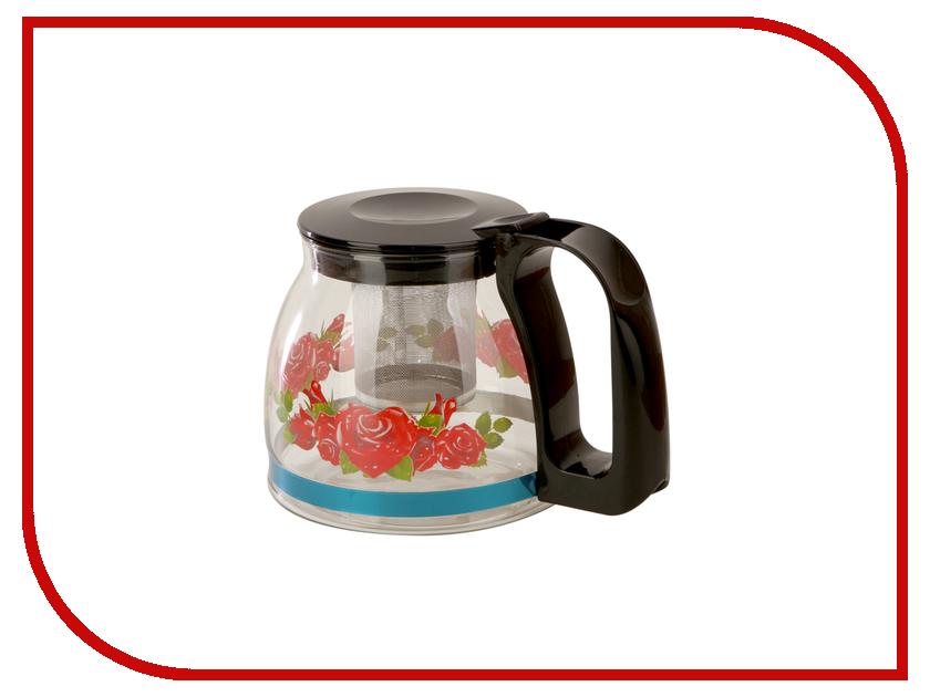 Чайник заварочный Bekker BK-7626 чайник заварочный bekker с фильтром 800 мл bk 7635