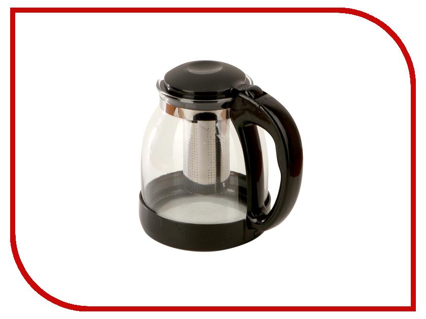 Чайник заварочный Bekker BK-7630 чайник заварочный bekker с фильтром 800 мл bk 7635