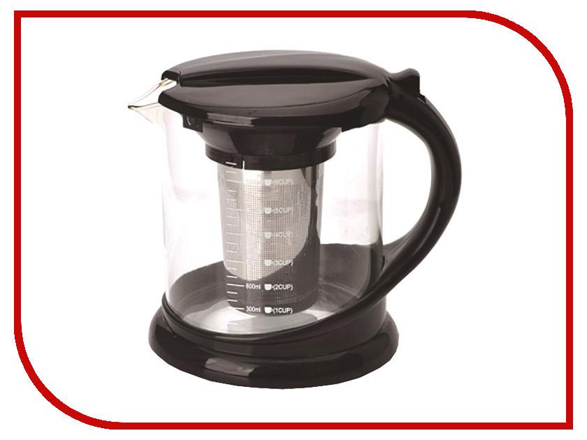 Чайник заварочный Bekker BK-7631 чайник заварочный bekker с фильтром 800 мл bk 7635