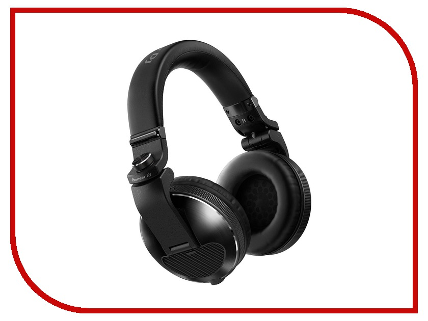 цены Наушники Pioneer HDJ-X10-K Black