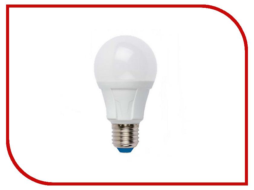 Лампочка Uniel LED-A60-8W/NW/E27/FR PLP01WH