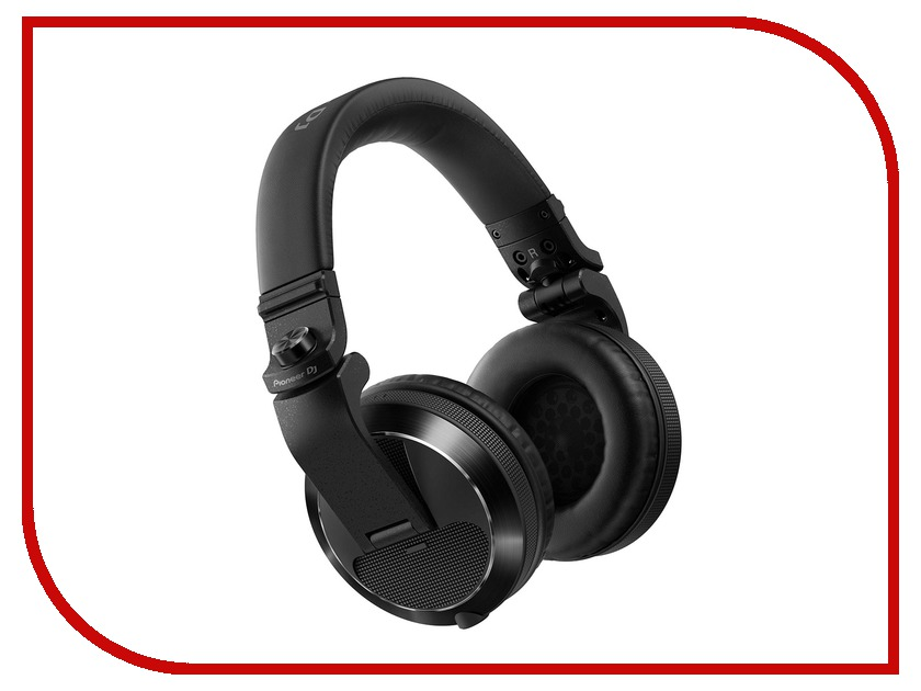 Pioneer HDJ-X7-K Black