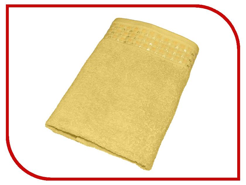 Полотенце Aisha Home УП-007-01 50x90 Yellow