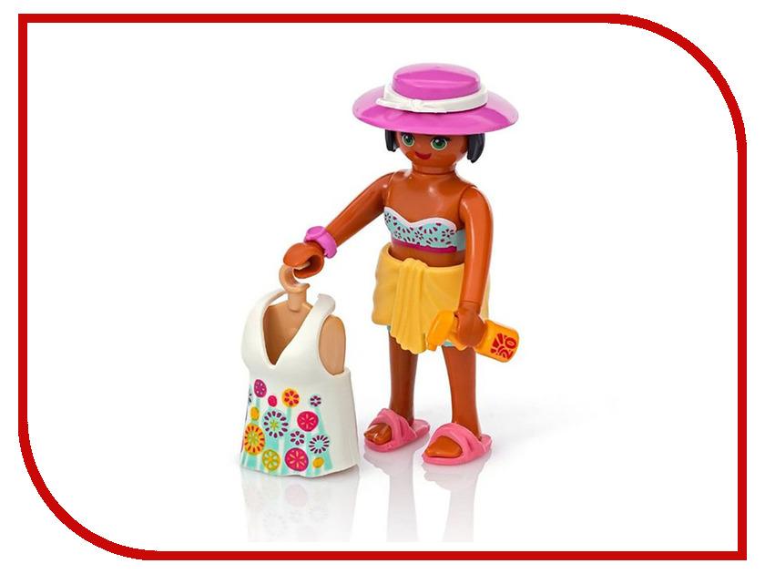 Конструктор Playmobil Модный Бутик Девушка в пляжном наряде 6886pm конструктор playmobil модный бутик девушка в летнем наряде 6882pm