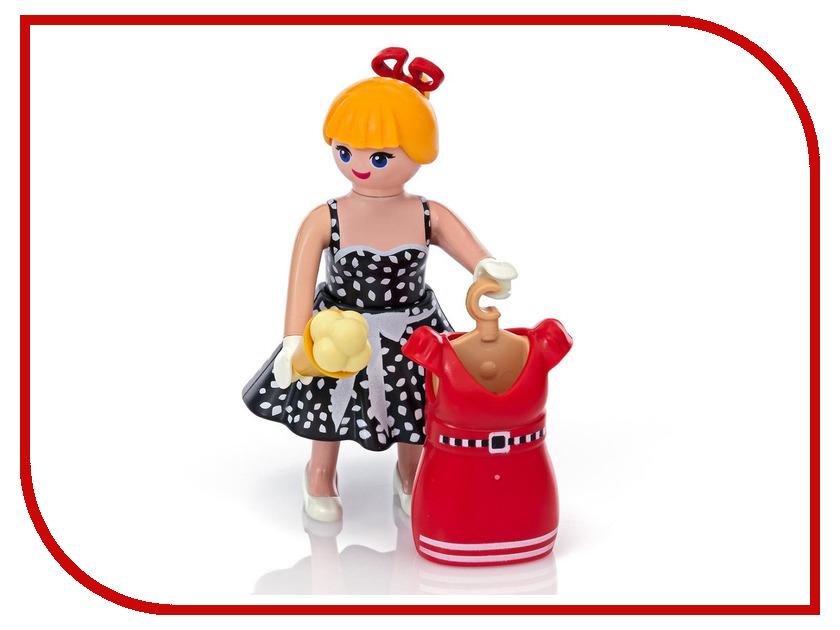 Конструктор Playmobil Модный Бутик Модная девушка из 50-х 6883pm конструктор playmobil модный бутик девушка в летнем наряде 6882pm