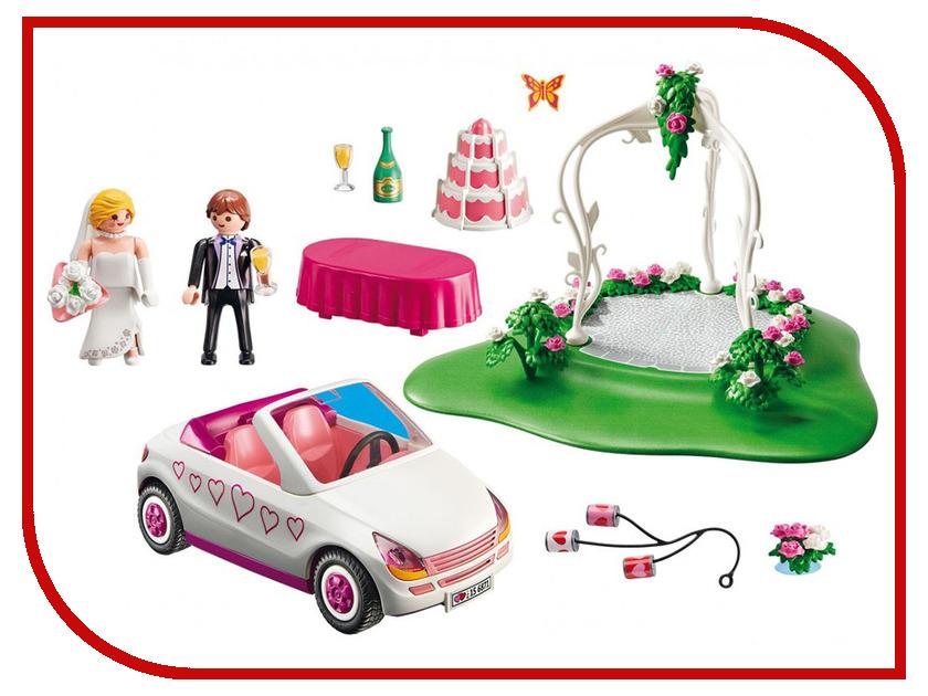 Конструктор Playmobil Свадьба 6871pm playmobil® playmobil 5546 парк развлечений продавец шаров smileyworld