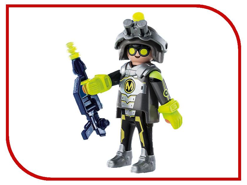 Конструктор Playmobil Мега главный шпион 9077pm playmobil® playmobil 5289 секретный агент мега робот с бластером