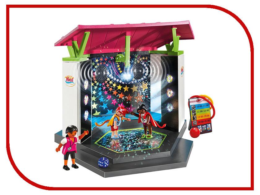 Конструктор Playmobil Отель Детский клуб с танц площадкой 5266pm playmobil® playmobil 5110 конный клуб трекерная лошадь со стойлом