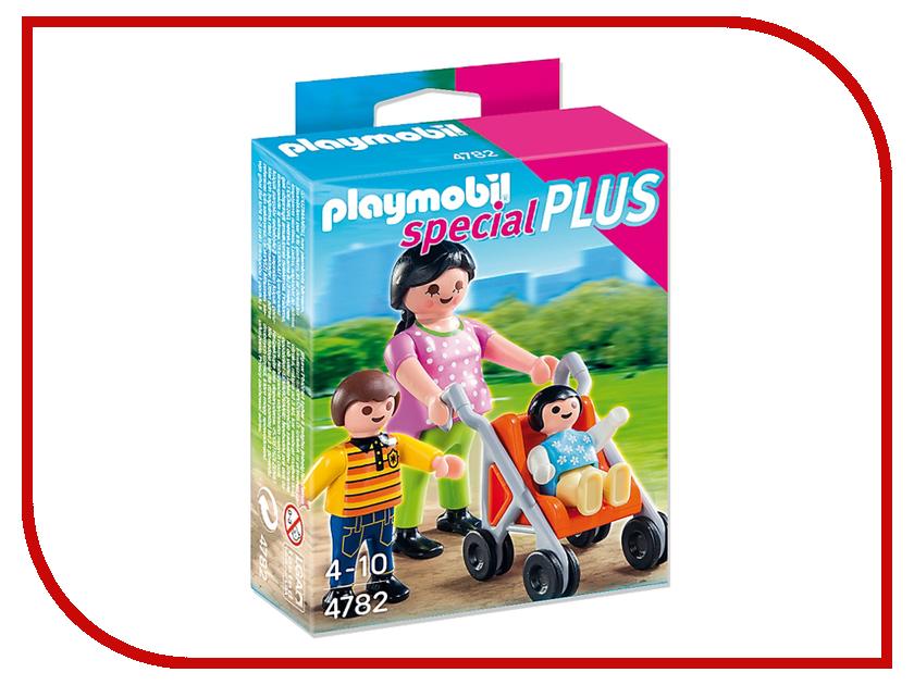Конструктор Playmobil Экстра-набор Мама с детьми 4782pm