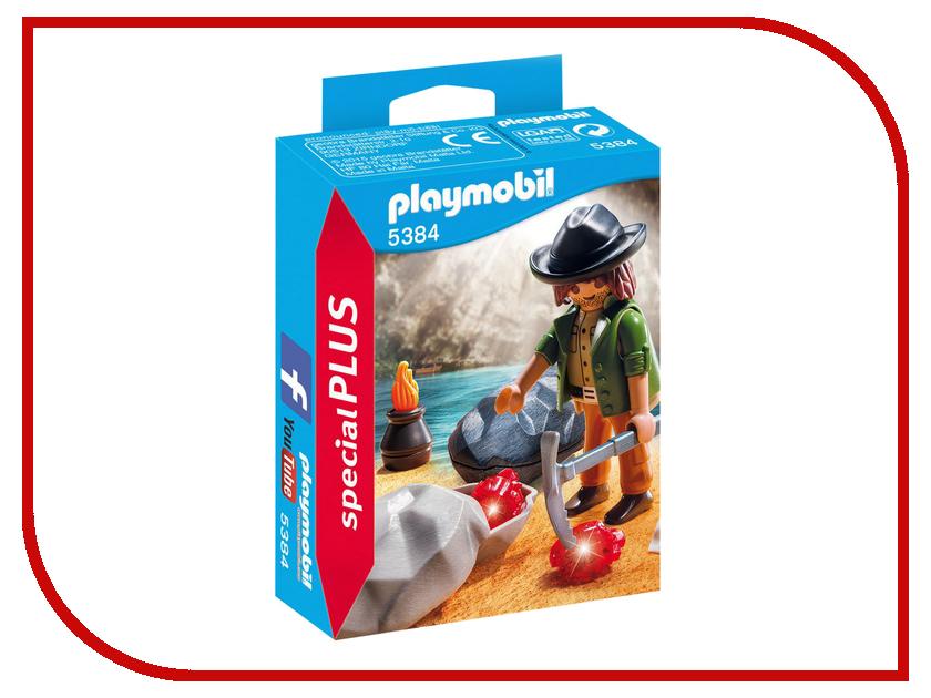 Конструктор Playmobil Экстра-набор Охотник за драгоценными камнями 5384pm
