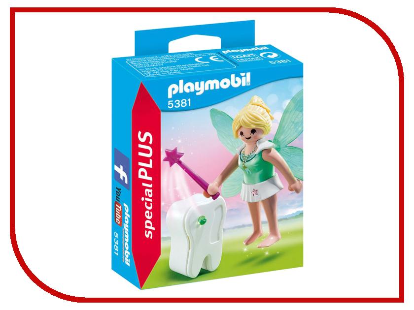 Конструктор Playmobil Экстра-набор Зубная фея 5381pm playmobil® экстра набор фея с оленем playmobil
