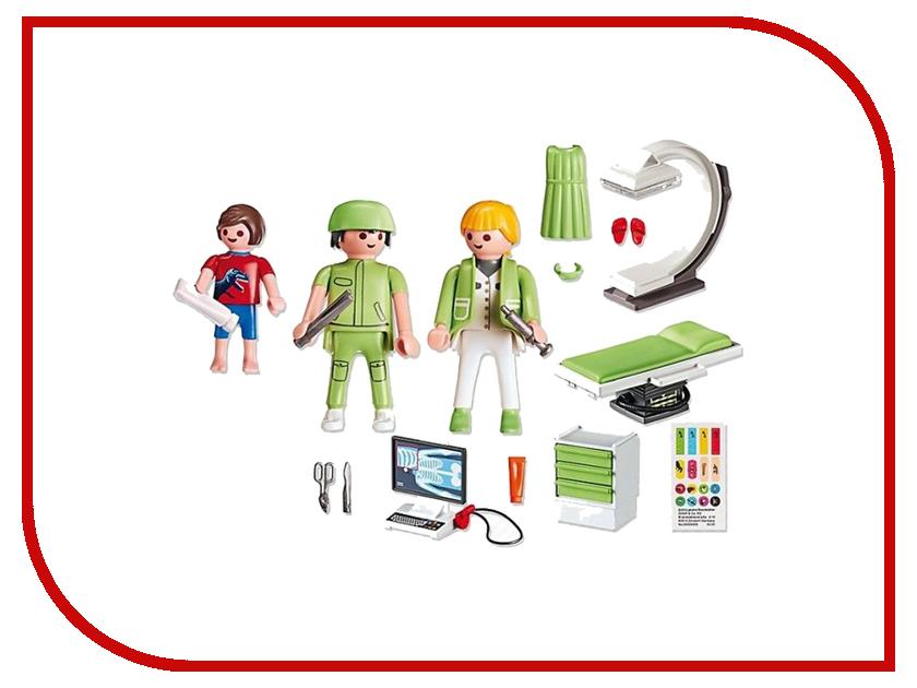 Конструктор Playmobil Детская клиника Рентгеновский кабинет 6659pm playmobil® детская клиника рентгеновский кабинет playmobil