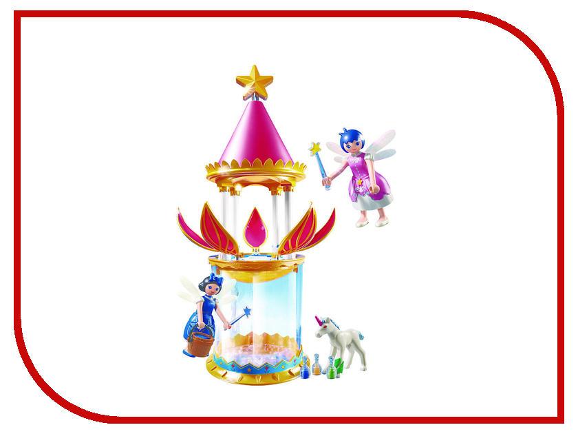 Конструктор Playmobil Супер 4 Музыкальная Цветочная Башня с Твинкл 6688pm стоимость