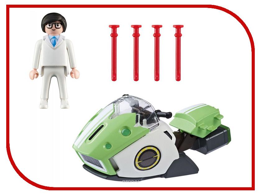 Конструктор Playmobil Супер 4 Доктор Икс 6690pm