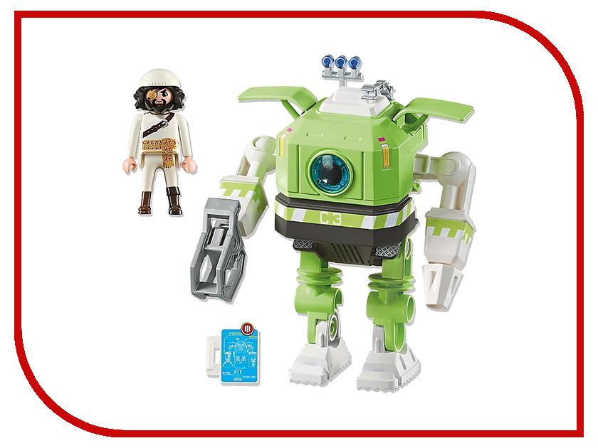 Конструктор Playmobil Супер 4 Робот Клеано 6693pm