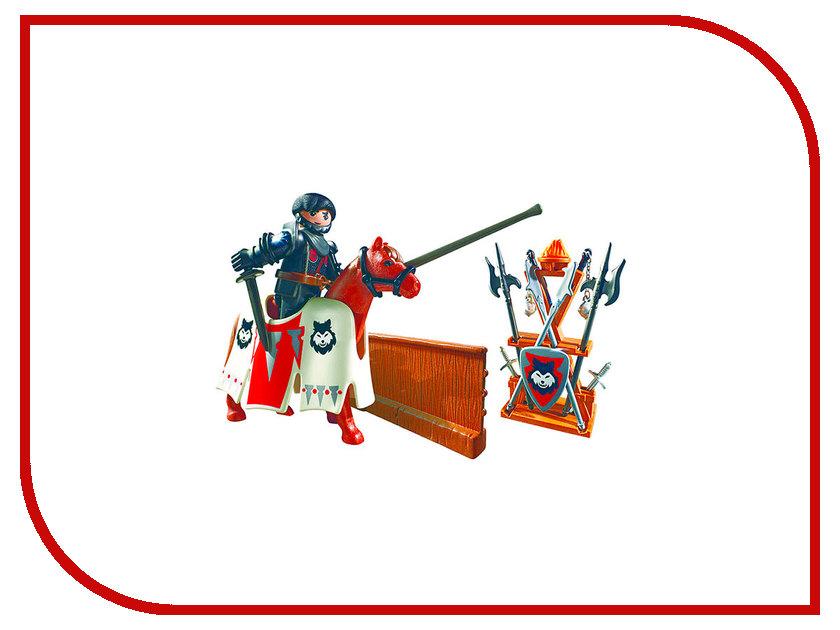 Конструктор Playmobil Супер 4 Рыцарь Райпан стражник Черного Барона 6696pm playmobil® экстра набор рыцарь с драконом playmobil