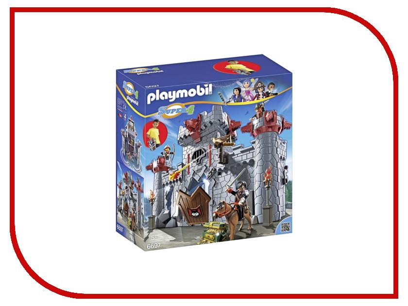 Конструктор Playmobil Возьми с собой Черный замок Барона 6697pm playmobil® playmobil 5289 секретный агент мега робот с бластером