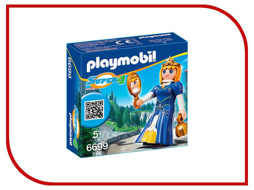 Конструктор Playmobil Супер4 Принцесса Леонора 6699pm игровые наборы playmobil супер4 королевская трибуна с алексом