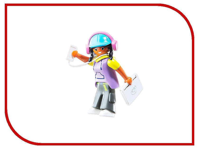Конструктор Playmobil Друзья Девушка с гаджетами 6828pm playmobil® playmobil 5289 секретный агент мега робот с бластером