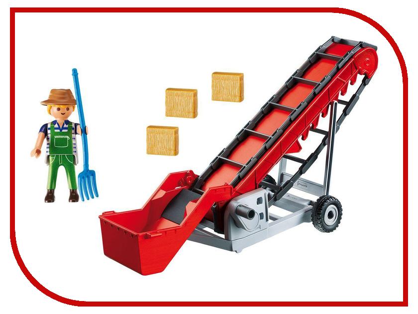 Конструктор Playmobil Ферма Мобильный Ленточный конвейер 6132pm