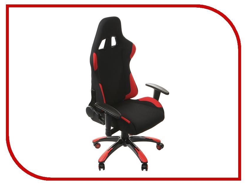 Компьютерное кресло TetChair iGear Black-Red компьютерное кресло tetchair spectrum бежевый красный