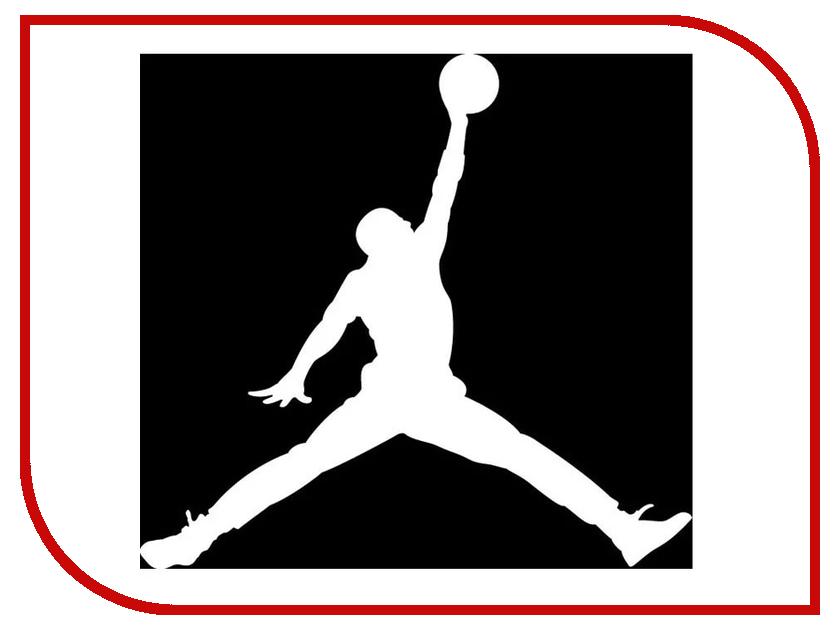Наклейка на авто Sport-Sticker Баскетбол №01 White