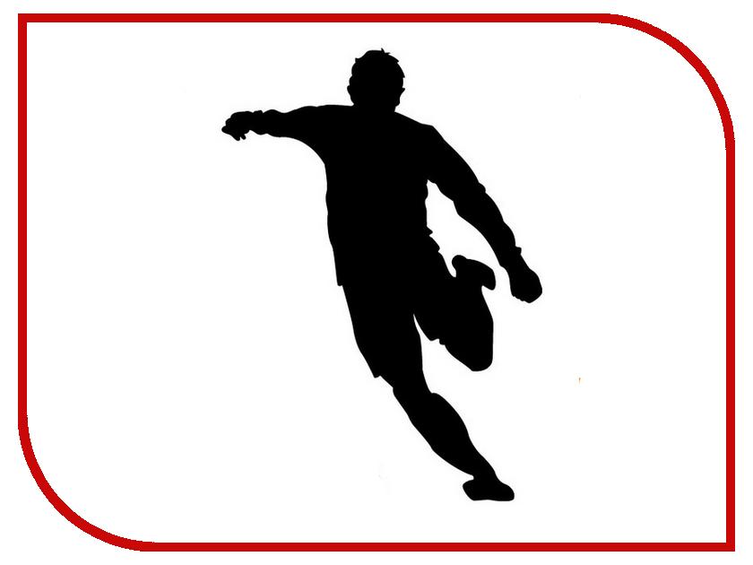 Наклейка на авто Sport-Sticker Футбол №02 Black