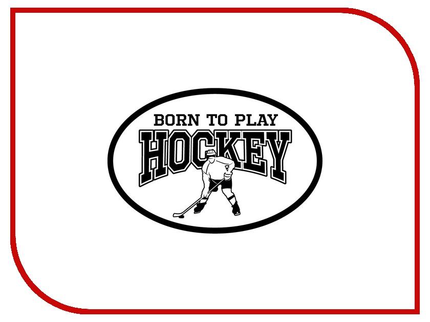 Наклейка на авто Sport-Sticker Хоккей №18