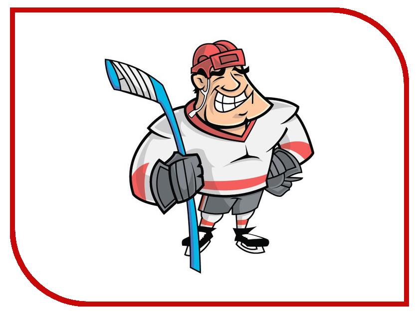 Наклейка на авто Sport-Sticker Хоккей №16