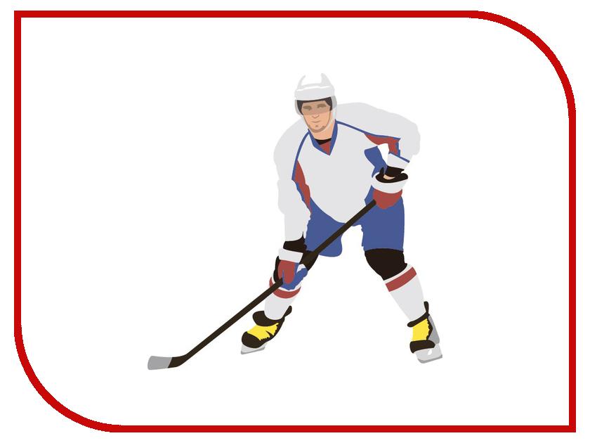 Наклейка на авто Sport-Sticker Хоккей №15