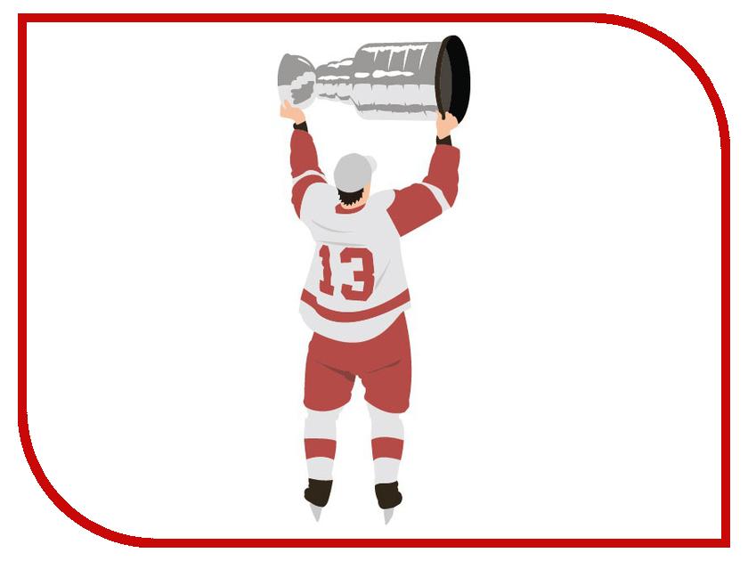 Наклейка на авто Sport-Sticker Хоккей №14
