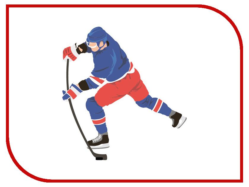 Наклейка на авто Sport-Sticker Хоккей №13 - фото 2