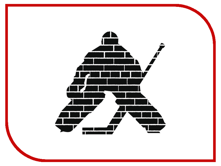 Наклейка на авто Sport-Sticker Хоккей №12