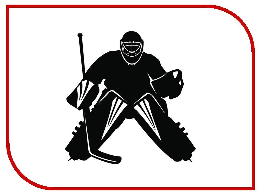 Наклейка на авто Sport-Sticker Хоккей №11