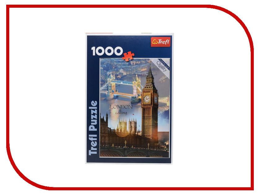 Пазл Trefl Лондон на рассвете 10395