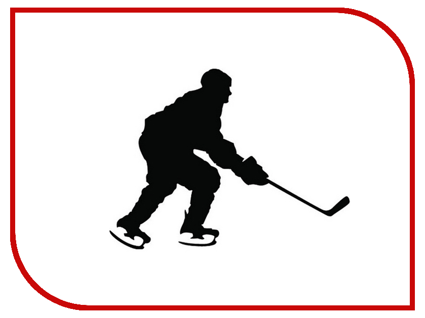 Наклейка на авто Sport-Sticker Хоккей №13 - фото 10