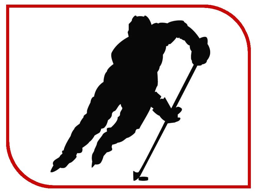 Наклейка на авто Sport-Sticker Хоккей №13 - фото 4
