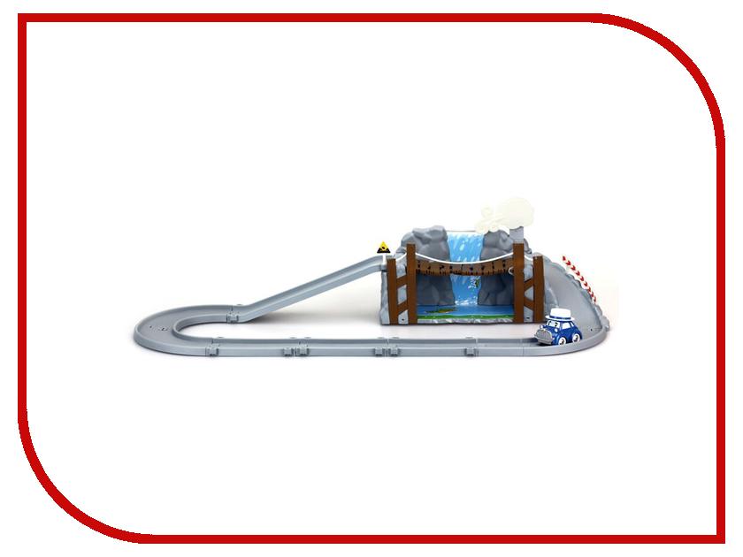 Автотрек SilverLit Обрушающийся мост 83317