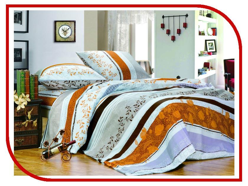 Постельное белье Сайлид A-109 Комплект 2 спальный Поплин