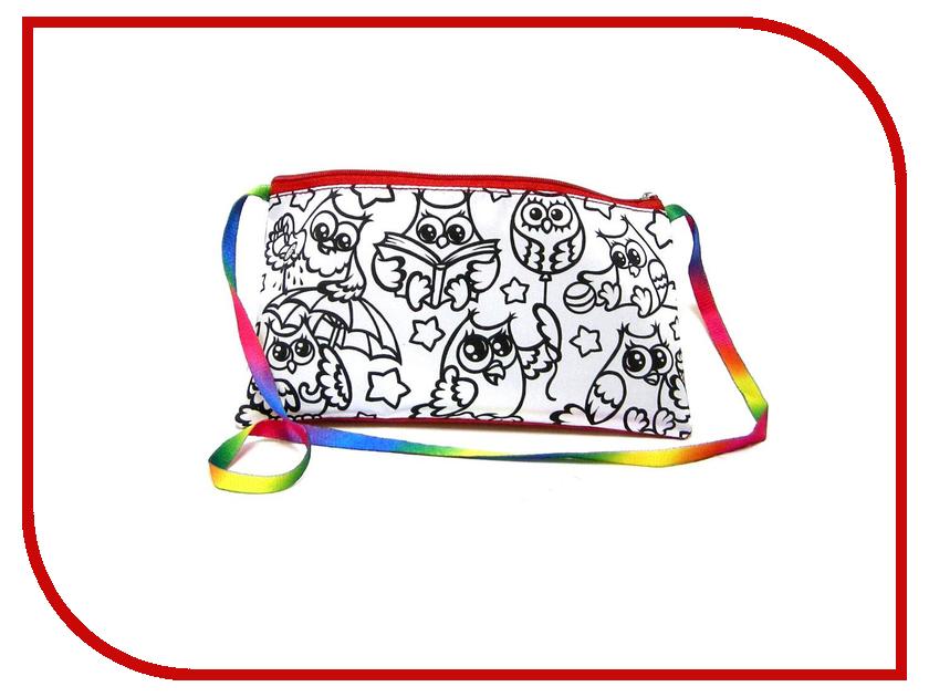 Набор Danko Toys My Color Clutch Совы CCL-02-02