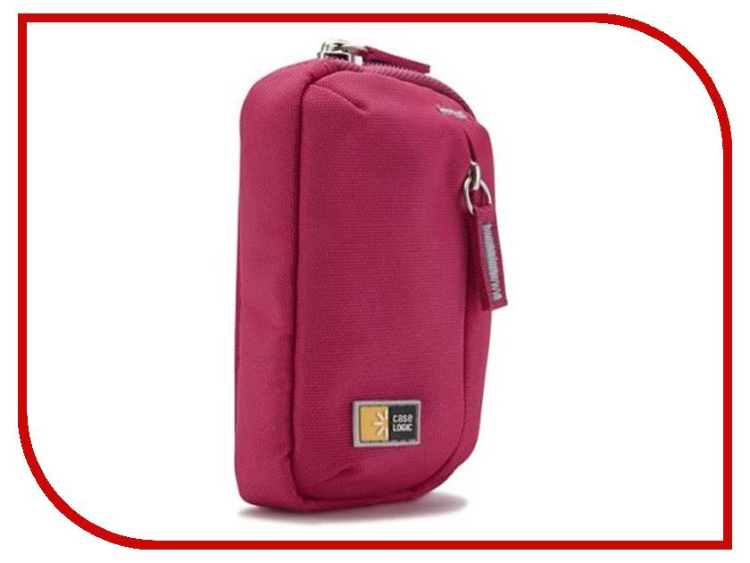 Сумка Case logic Ultra Compact Camera Case with Storage TBC-302PI Pink