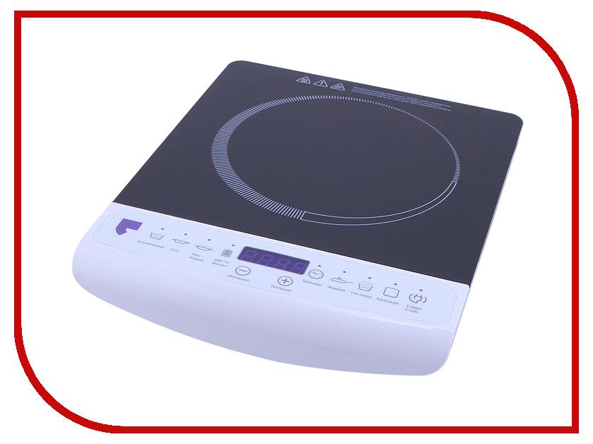 Плита Kitfort KT-101 плиты kitfort индукционная плитка кт 101 2000 вт