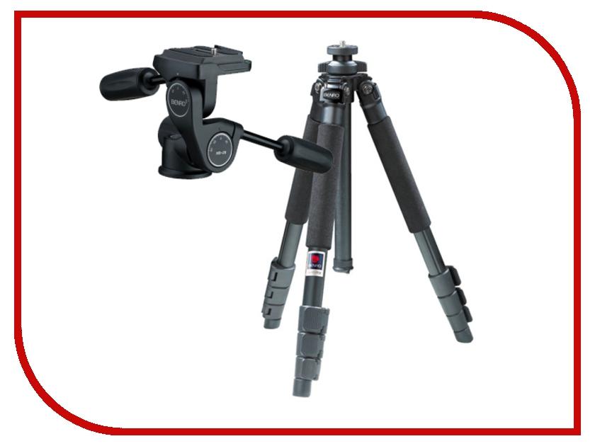 Штатив Benro A-550EX & головка HD-28