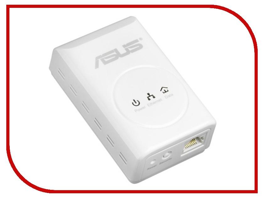Powerline адаптер ASUS PL-X32M HomePlug AV<br>