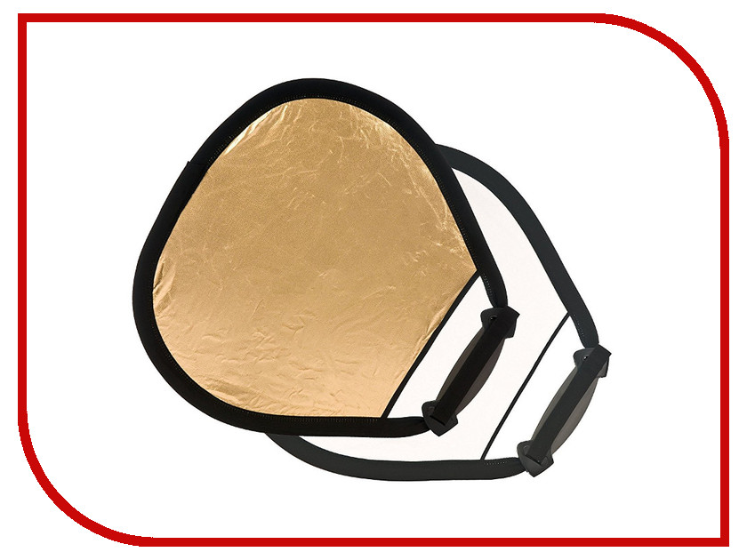 Светоотражатель Lastolite 45cm TriGrip Mini Reflector Gold/White 3541<br>
