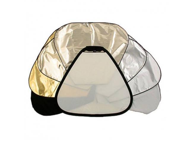 Светоотражатель Lastolite 75cm TriGrip Reflector Gold-White LL LR3641 цена