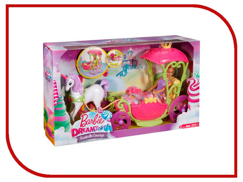 Игра Mattel Barbie Dreamtopia DYX31 mattel mattel кукла ever after high мишель мермейд