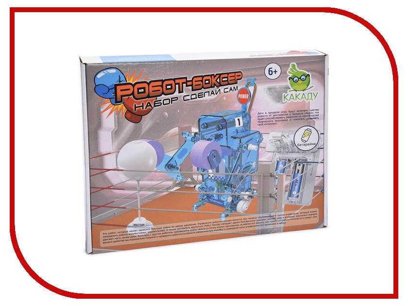 Конструктор Kakadu RobBox Робот-боксёр kakadu ka036aburh34